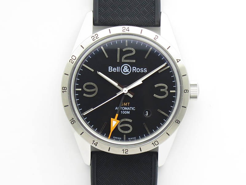 Replica Bell & Ross BR 123 GMT Watch