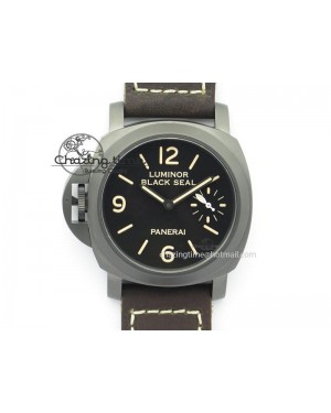 PAM786 B (PAM649) S V6F Best Edition On Deep Brown Leather Strap P5000