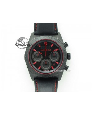 FastRider DLC ZF Best Edition on Black Leather Strap A7753