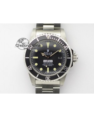 Vintage Sea-Dweller 1665 Comex JKF Best Edition On Bracelet A2836