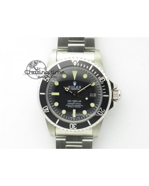 Vintage Sea Dweller 1665 JKF Best Edition On Bracelet A2836