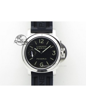 PAM111 Noob Best Edition on Black Rubber Strap A6497